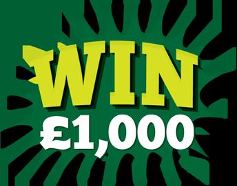 Win £1,000